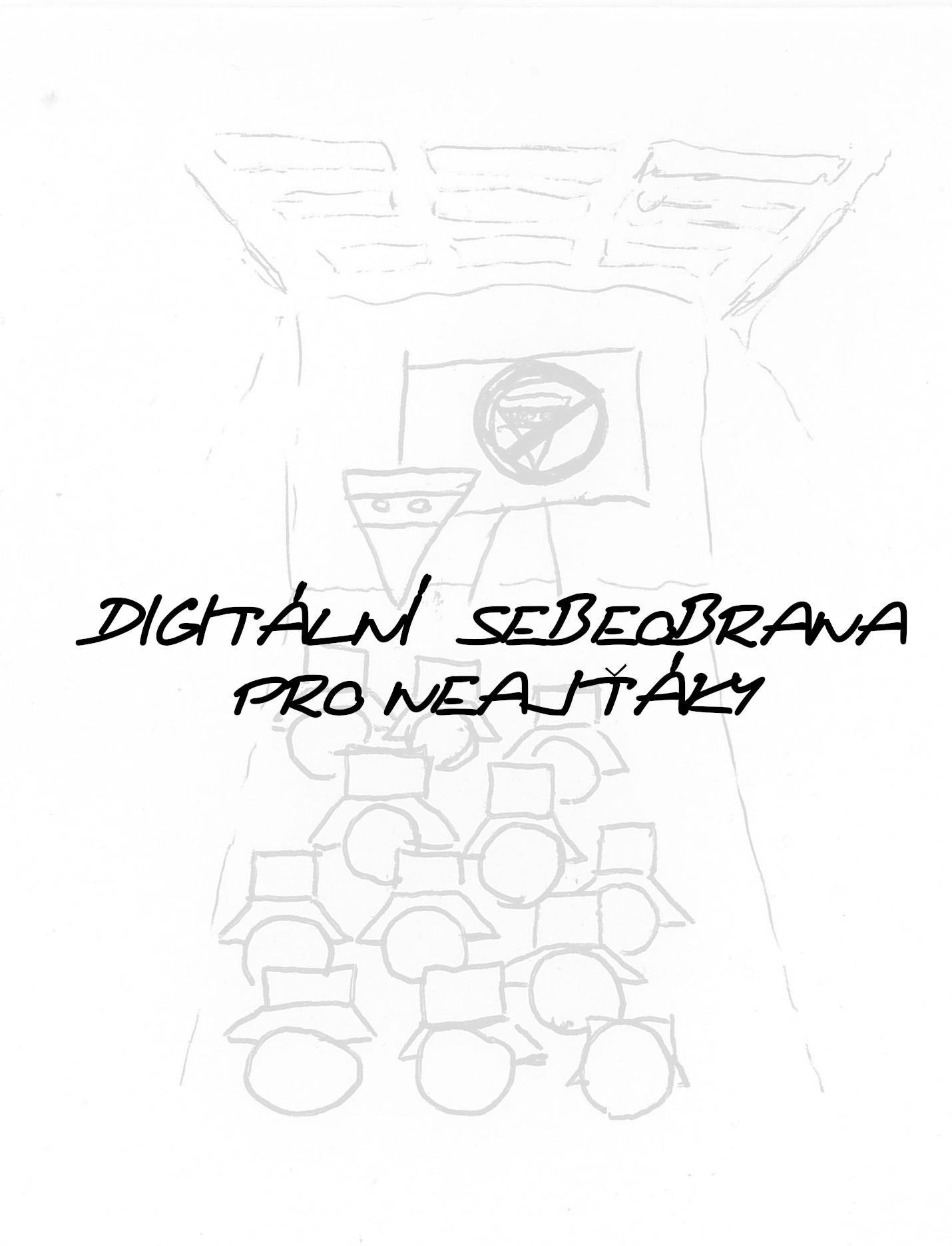 Celodenní workshop Digitální Sebeobrany 19.10.